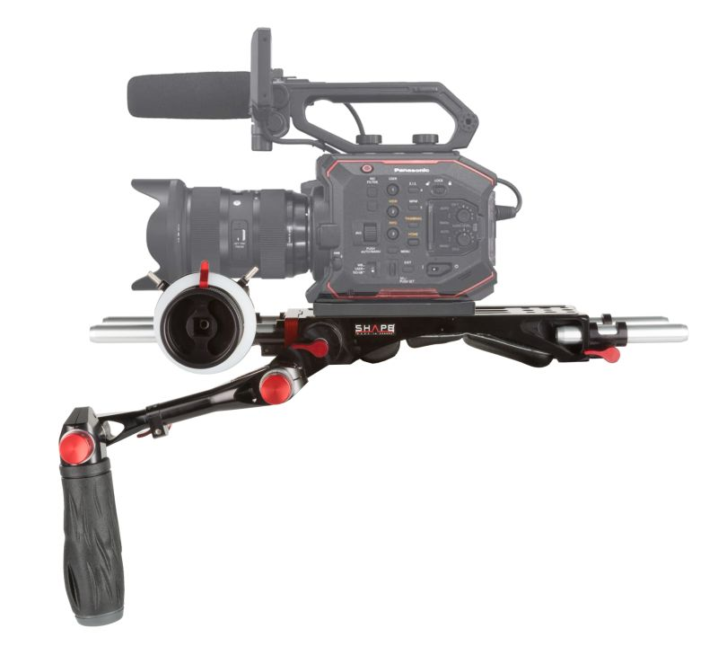 SHAPE PANASONIC AU-EVA1 BUNDLE RIG FOLLOW FOCUS PRO