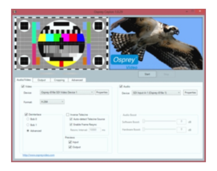 OSPREY SimulStream Single Software License for Osprey 460e
