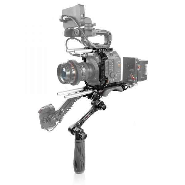 SHAPE Canon C500 Mark II, C300 Mark III Pro Shoulder Rig Kit