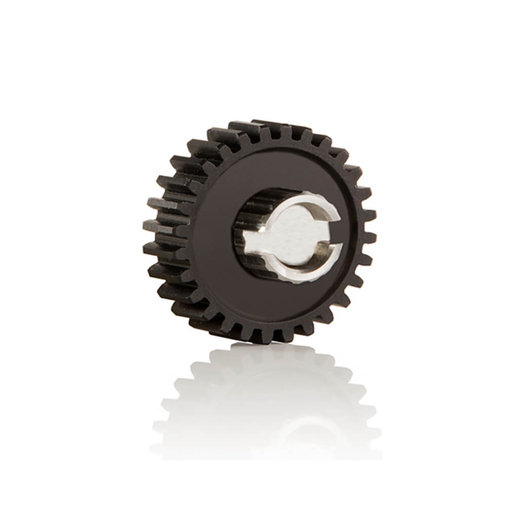 SHAPE 0.8 mm Pitch 28 Teeth Aluminum Gear for FFPRO