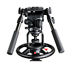 100mm bowl pedestal with DL-10RB for studio use, payload 30kg